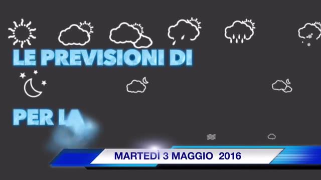 Video: Meteo Liguria: splende il sole