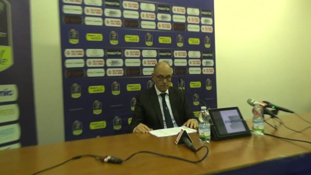 "Video: Caja: ""Derby vinto con una grande partita"""