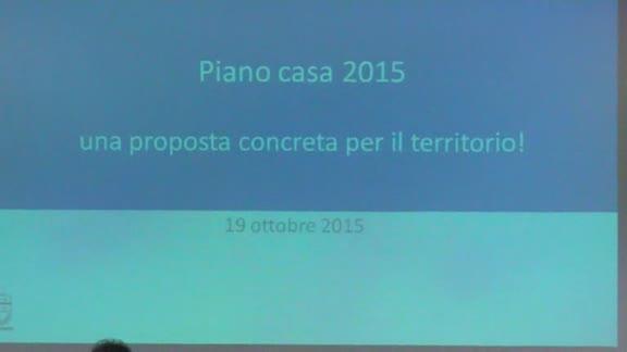 """Piano Casa, Scajola: """"Noi contro le colate di cemento, Liguria ha bisogno di una scossa"""""""