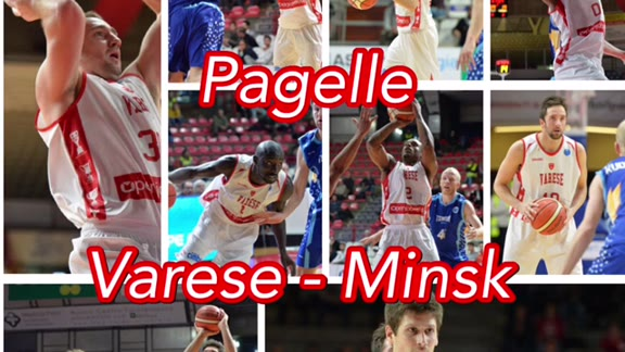 Video: Le pagelle di Openjobmetis – Minsk 94-63