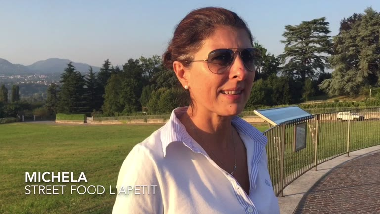 Video: Un aperitivo al Belvedere