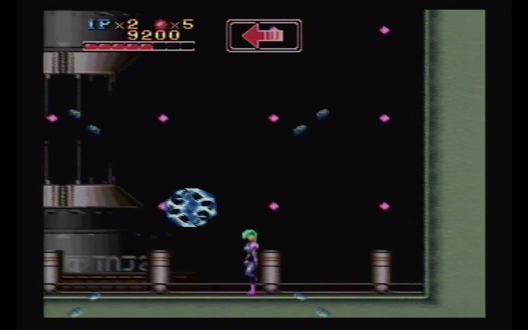 Super Nintendo Entertainment System - Run Saber - NTSC - Points - 160,700 - Joe Jackmovich