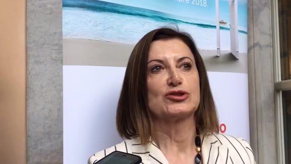 Carla Demaria presenta il 58° Salone Nautico