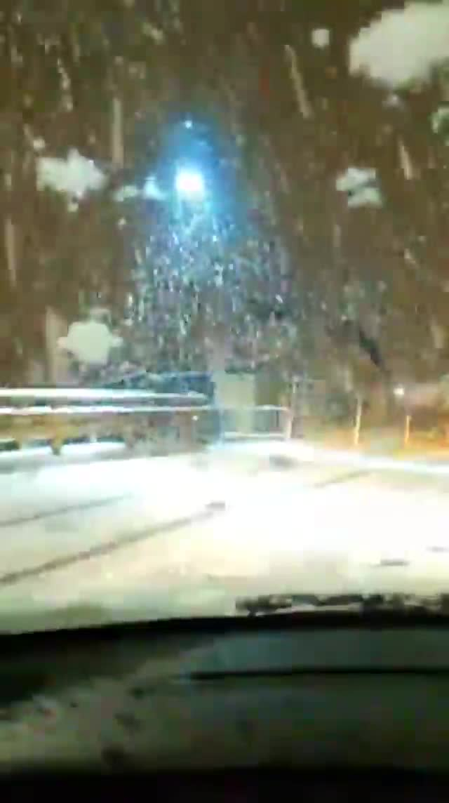 Video: Una nevicata abbandonate