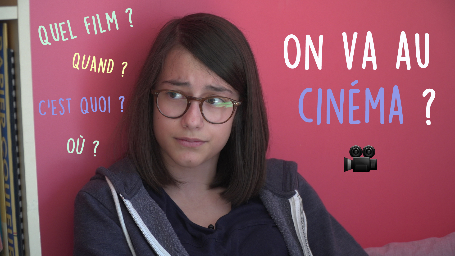 On va au cinéma ? screenshot