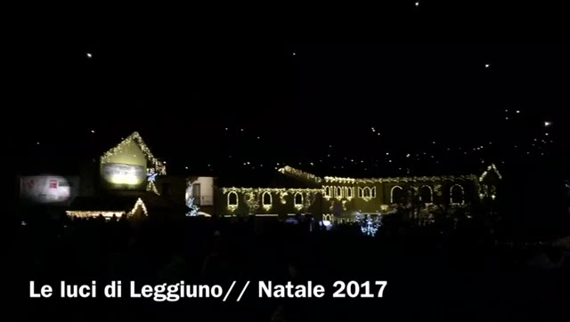 Video: Le lucine di Leggiuno