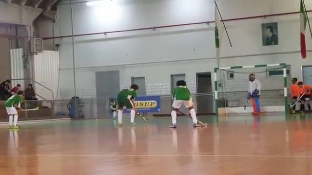 Hockey indoor, Under 16: una rete del Savona