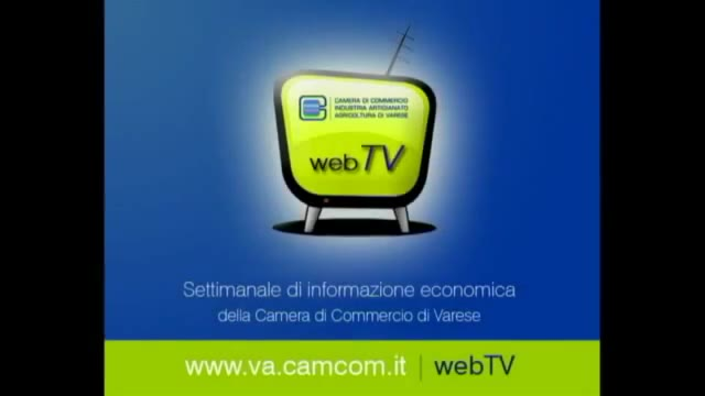 Video: Il Tgweb della Camera di Commercio