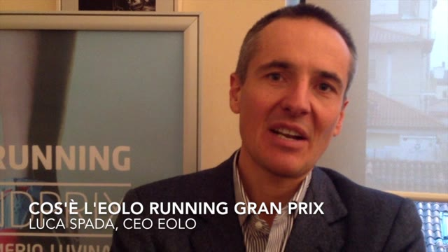 Video: Cos'è l'Eolo Running Gran Prix