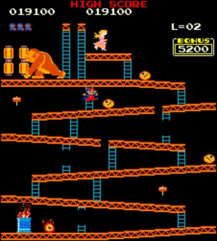 M.A.M.E. - Crazy Kong [Set 1] - Points [No Hammer Challenge] - 312,900 - John McAllister