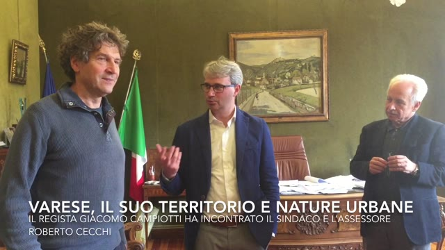 "Video: ""Un'idea per Nature Urbane: il trekking culturale"""