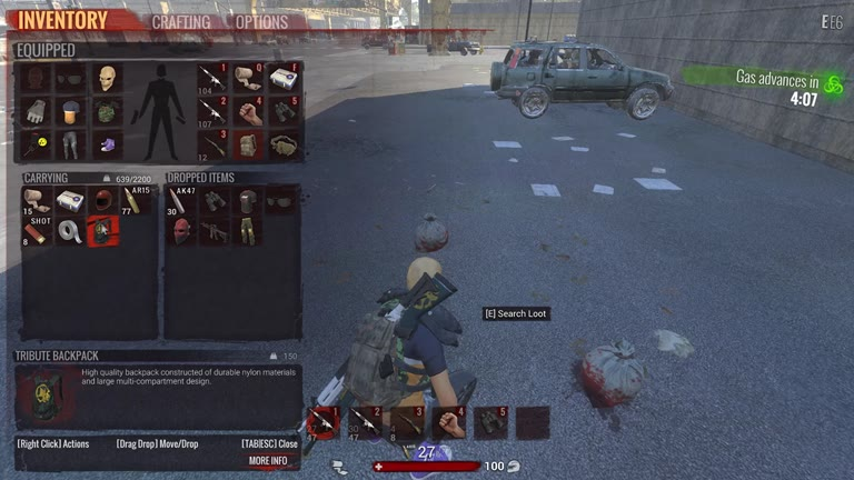 PC - H1Z1 - King of the Kill [Most Kills - All Weapons - Solo] - 30 - Shaylin Alexander