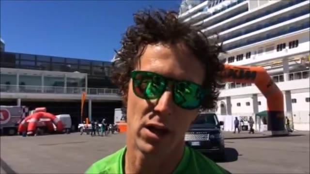 """Video: Mototerapia a Savona, Oddera: """"Fare del bene è la cosa più bella del mondo"""""""