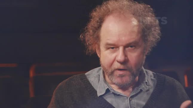 Meet Mike Figgis