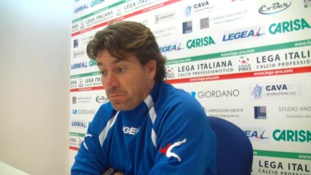 Video: Savona-Santarcangelo: le parole di Giancarlo Riolfo alla vigilia della partita