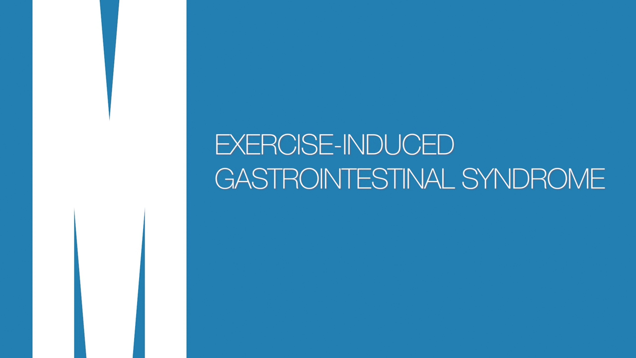 Exercised-induced gastrointestinal syndrome