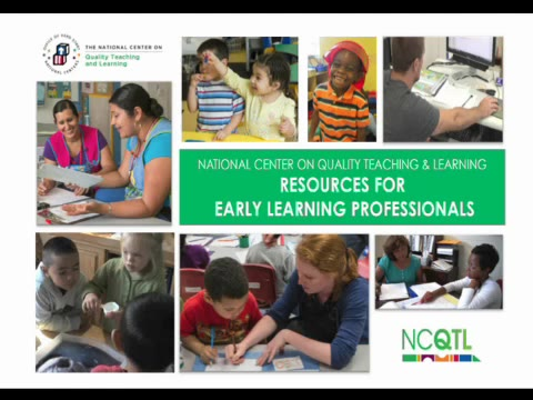 Resources for Early Learning Professional Development