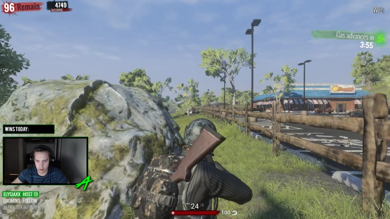 PC - H1Z1 - King of the Kill [Most Kills - All Weapons - Solo] - 29 - Grant LaBelle