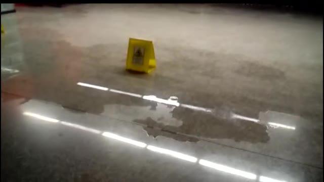 Tribunale di Savona allagato: la video-testimonianza