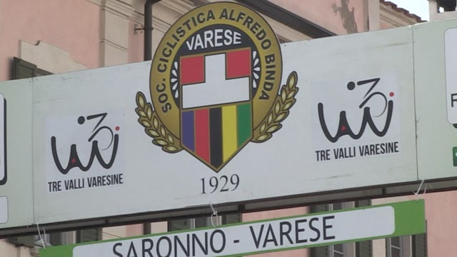 Video: La Tre Valli Varesine 2017