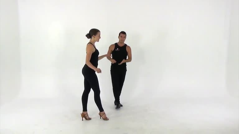 S30 - 360 Collect - The Secrets of the 360 Collect for Performance Dancing Salsa Style