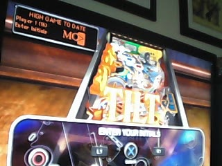 PlayStation 4 - The Pinball Arcade - Rescue 911 - Points - 1,176,725,900 - Marc Cohen