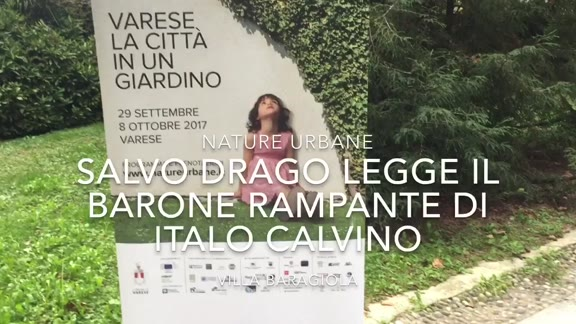 Video: 6. Salvo Drago legge Il Barone Rampante