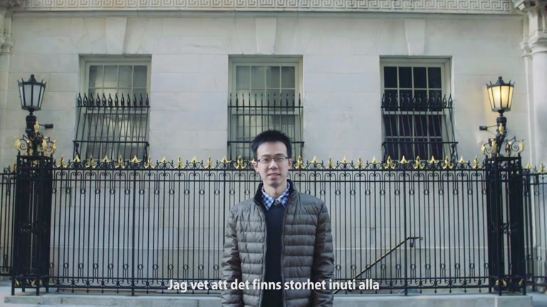 WELCOME TO LEO VIDEO - Swedish (Short)
