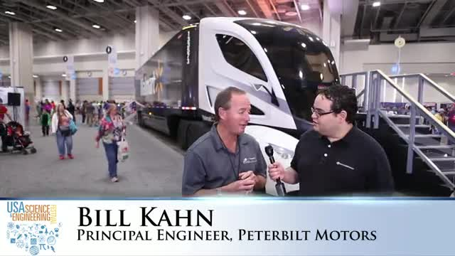 Walmart and Peterbilt team-up for High-Tech Aerodynamic Truck