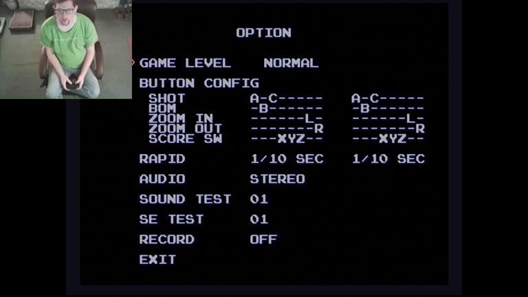 Sega Saturn - Darius II - NTSC - Points - 759,960 - David Jr.