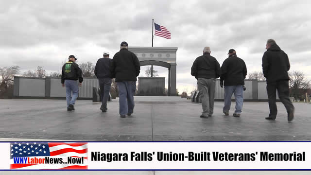Western New York Labor News� NOW! - (December 2013 Edition) - Segment II