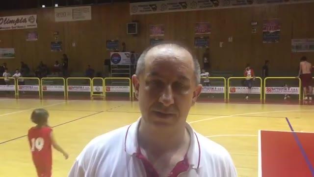 Pallacanestro Vado contro Aba Legnano: i commenti dei due allenatori