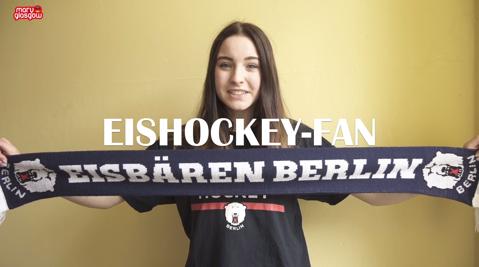 Eishockey-Fan