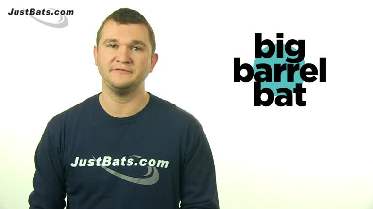 Little League Youth Big Barrel Bat Rules - JustBats.com Buying Guide Video