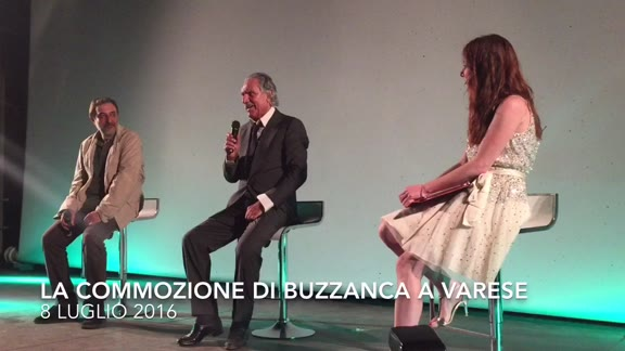 Video: La commozione di Lando Buzzanca a Varese