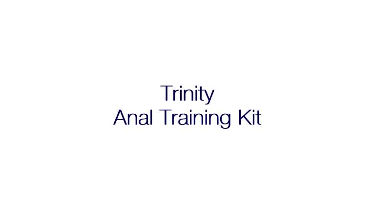 Anal Trainer Set – VE801
