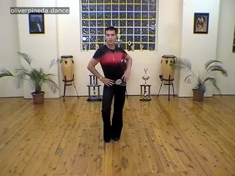 MV17 Movement Hips Ribcage Shoulders Stepping Action