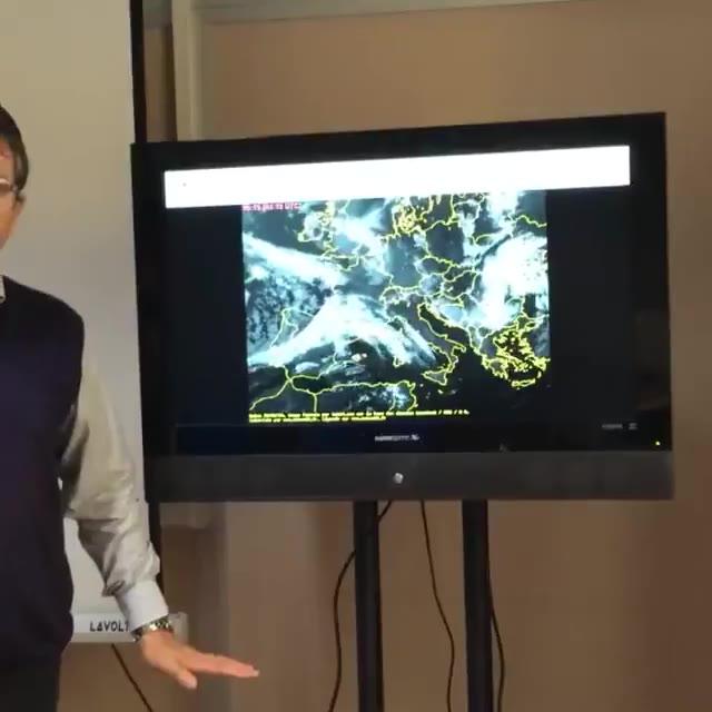 Video: Meteo Liguria, tra maccaja e schiarite
