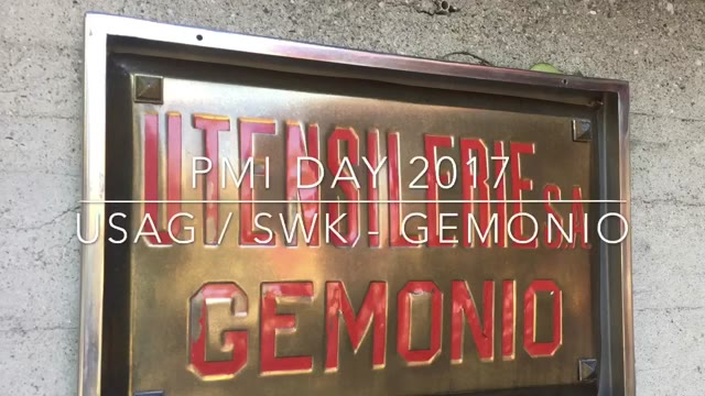 Video: Il Pmi Day 2017 alla Usag di Gemonio