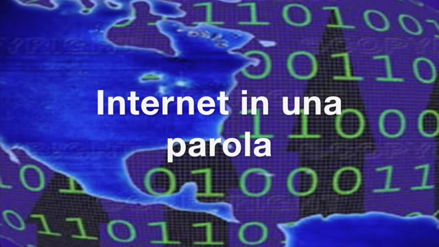 Video: Internet in una parola