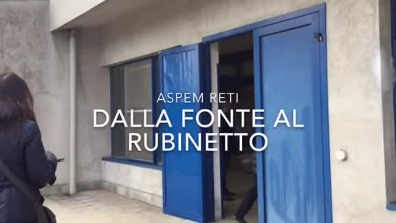 Video: Dalla fonte al rubinetto