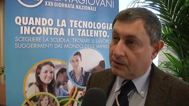 Video: Orientagiovani 2015, incontro al Priamar