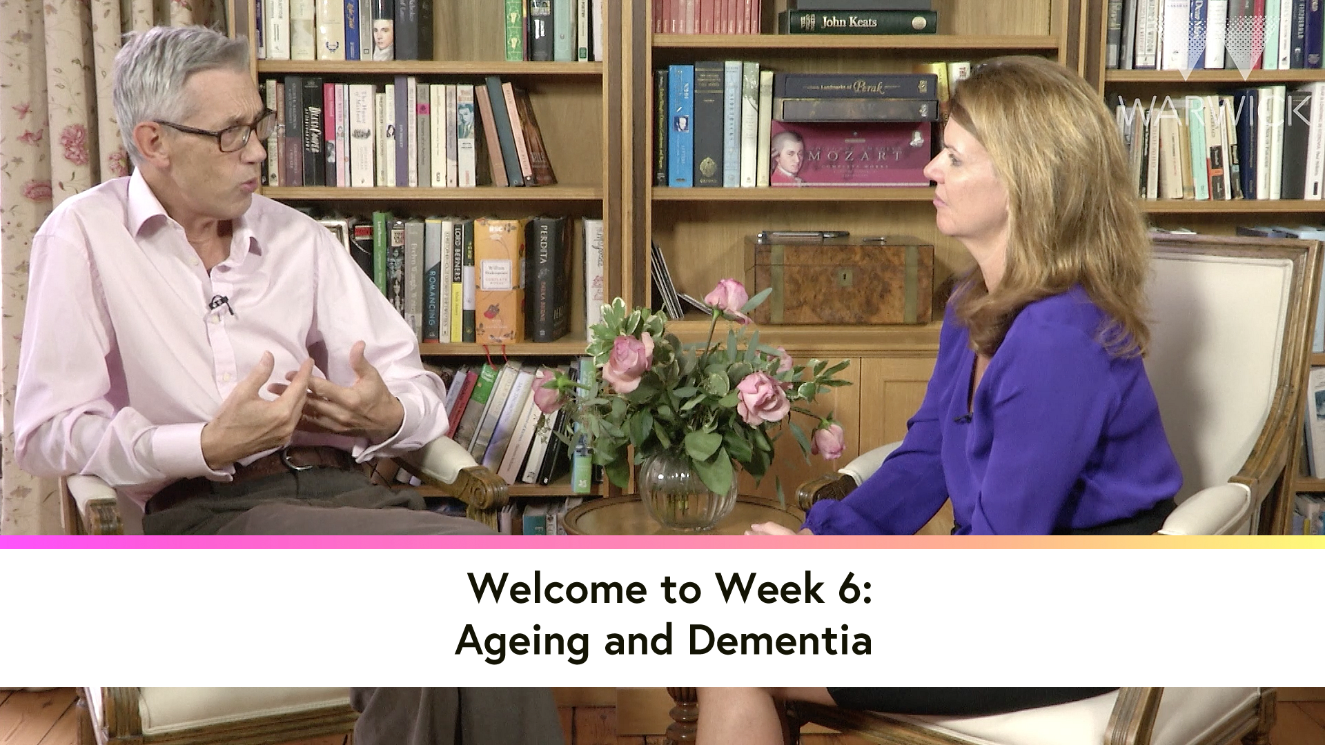 Welcome to Week 6: Ageing and dementia