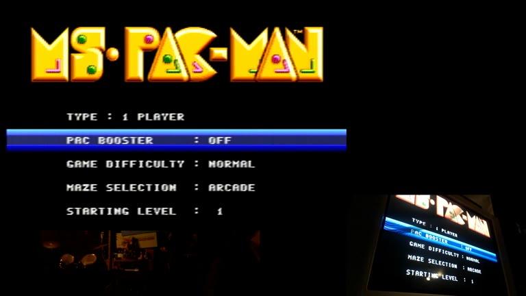 Sega Genesis / Sega Mega Drive - Ms. Pac-Man - NTSC - Points - Turbo Mode - 106,850 - Michael Sroka