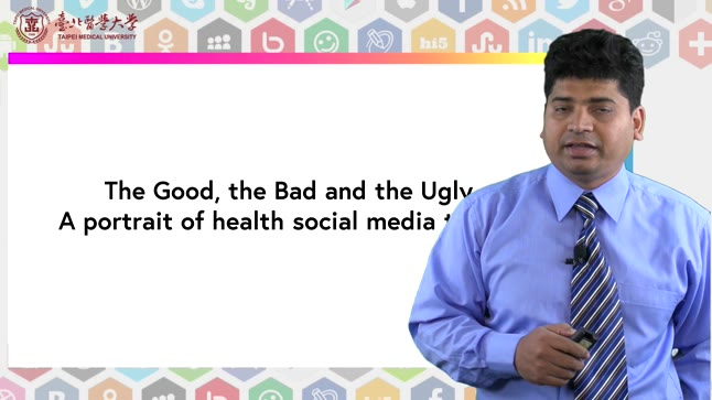 What is good about social media?