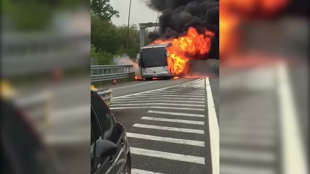 Video: L'incidente a Solbiate Arno tra un camion e un motorino