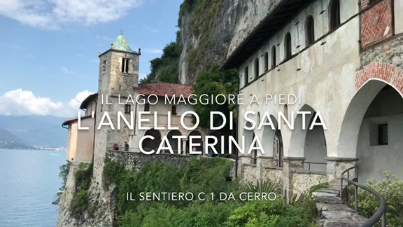 Video: L'anello di Santa Caterina del sasso