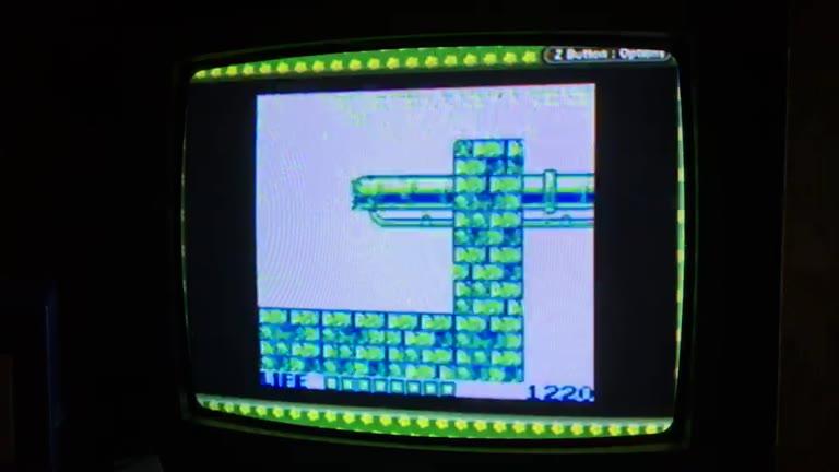 Game Boy / Game Boy Color - Teenage Mutant Ninja Turtles Fall of the Foot Clan - points - 24,310 - Benjamin Sweeney