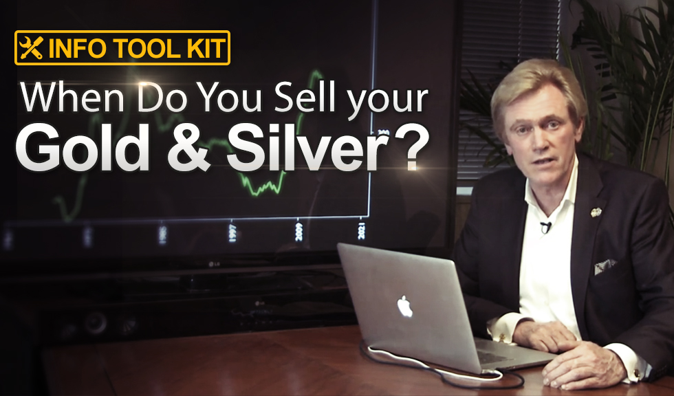 When Do I Sell My Gold & Silver?