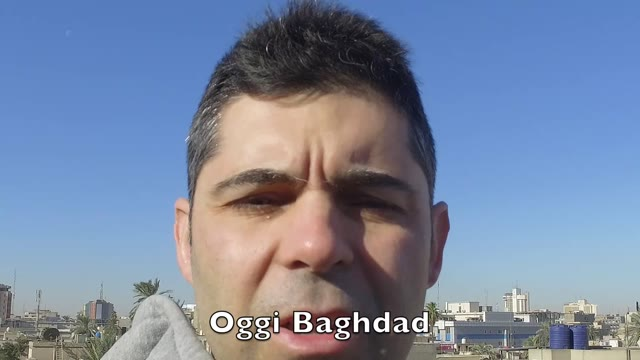 Video: Bagdad oltre i sorrisi